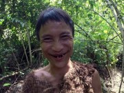 """Thế giới - """"Người rừng"""" Hồ Văn Lang khiến báo nước ngoài phát sốt"""