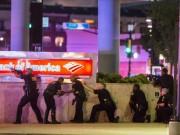 Thế giới - Bắn tỉa chết 5 cảnh sát Mỹ: Để giết người da trắng!