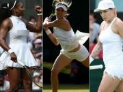 Thời trang - Loạt váy áo ngắn, hở, lạ gây ồn ào tại Wimbledon 2016