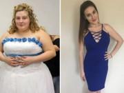 """Bạn trẻ - Cuộc sống - Màn giảm cân """"ngoạn mục"""" của cô gái trẻ từng 144 kg"""