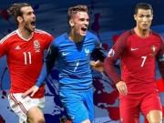 Bóng đá - Dream Team bán kết Euro: Gọi tên siêu sao tấn công