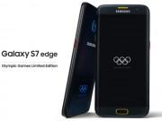 Thời trang Hi-tech - Samsung Galaxy S7 Edge phiên bản Olympic trình làng