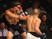 """Thể thao - UFC: Tung đòn """"đầu gối bay"""" hạ ngay nhà vô địch"""