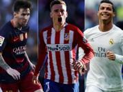 Bóng đá - Griezmann: Đừng ví với CR7, hãy so sánh với Messi