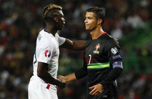 """Chung kết EURO 2016: Hai siêu sao """"gốc"""" MU so tài"""