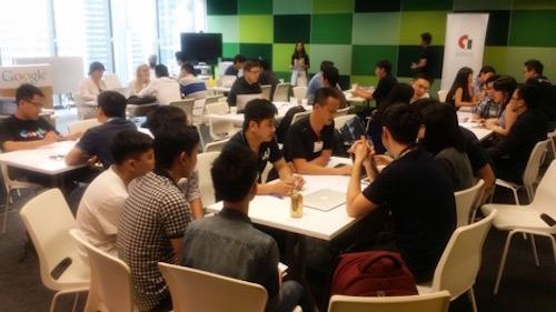 Google tặng 10 chuyến tham quan văn phòng tại Singapore