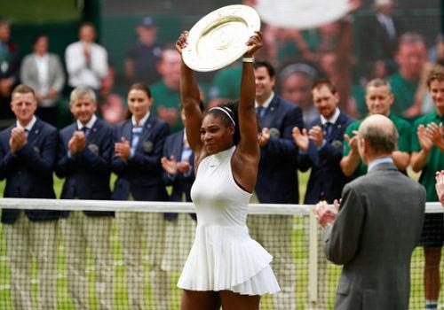 Serena - Kerber: Quyết tâm được đền đáp (CK Wimbledon)