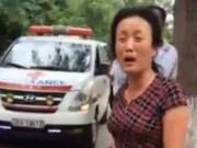 Tin tức trong ngày - Vụ chặn xe cấp cứu: Giám đốc BV Nhi Trung ương xin lỗi