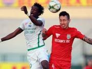 Bóng đá - Vòng 15 V-League: Mùa Euro nghiệt ngã…