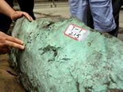 Phi thường - kỳ quặc - Phát hiện khối đá ngọc lam khổng lồ ở TQ
