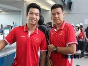 """Thể thao - Nhận lì xì đỏ, Hoàng Nam – Hoàng Thiên tự tin """"chiến"""" Thái Lan"""