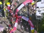 Thể thao - Tin thể thao HOT 9/7: Tai nạn liên hoàn ở Tour de France