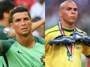 """Bóng đá - Nếu vô địch Euro, Ronaldo cũng vĩ đại như Ro """"béo"""""""