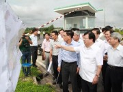 Tin tức trong ngày - Nên lấy ý kiến dân về bản vẽ sân bay Long Thành