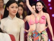 Thời trang - Em gái cao 1m80 của á hậu Trà My đi thi hoa hậu VN
