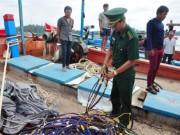 Tin tức trong ngày - 2 tàu nước ngoài đâm chìm tàu cá VN ở Hoàng Sa