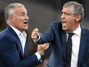 Bóng đá - CK Bồ Đào Nha - Pháp: Cân não cuộc đấu chiến thuật
