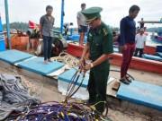 Tin tức trong ngày - Tàu Trung Quốc là thủ phạm đâm chìm tàu cá Quảng Ngãi