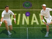 Thể thao - Chung kết Wimbledon: Raonic rất khó lường với Murray