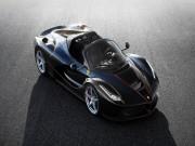 """Tin tức ô tô - Ferrari LaFerrari được đặt biệt danh """"Aperta"""""""