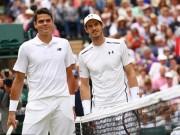 """Thể thao - Murray - Raonic: """"Vị Vua"""" trên đất Anh (CK Wimbledon)"""