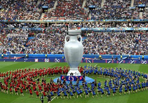 Video lễ bế mạc Euro 2016