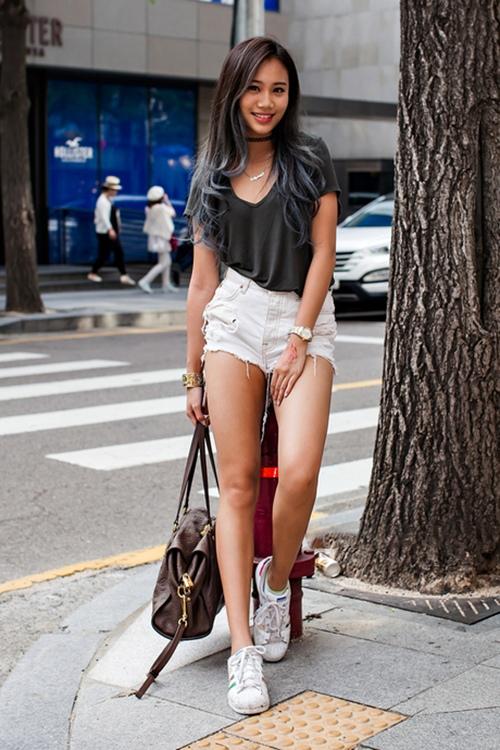 Thời trang giới trẻ tuần này: màu đen lên ngôi! - 8