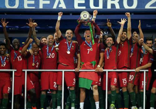 Bồ Đào Nha vô địch nhờ đội hình không Ronaldo? - 3