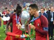 """Bóng đá - Nước mắt Ronaldo và công lý cho """"nhà vua"""" Bồ Đào Nha"""