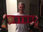 Bóng đá - Bồ Đào Nha vô địch: CĐV phát cuồng, đốt pháo sáng ăn mừng