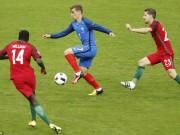 Bóng đá - Euro 2016: Pháp thua vì vận may ngoảnh mặt