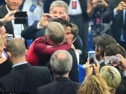 Bóng đá - Sir Alex mong ngóng được ôm chúc mừng Ronaldo