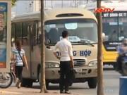 """Video An ninh - Loạn bến xe, Hà Nội """"ngộp thở"""" vì ùn tắc"""
