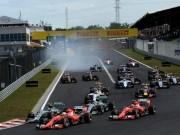 Thể thao - Lịch thi đấu F1: Hungarian GP 2016