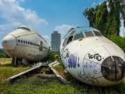 """Phi thường - kỳ quặc - Bí ẩn nơi hàng loạt máy bay """"chết"""" ở Thái Lan"""