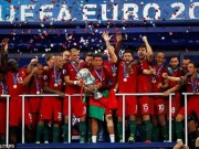 Bóng đá - Bồ Đào Nha xưng vương giống Real đoạt cúp C1
