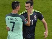 Bóng đá - Tin HOT tối 11/7: Bale chúc Ronaldo sớm khỏe