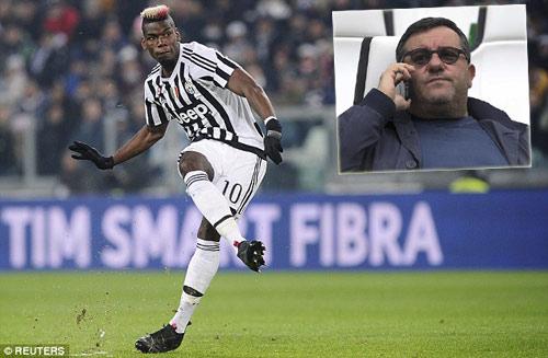 """Juventus ra tay, Pogba bất ngờ """"trở mặt"""" với MU"""