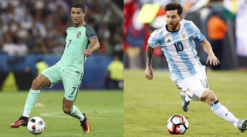 Ronaldo giờ đã vĩ đại hơn Messi?