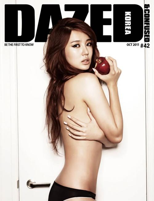 Học 4 mỹ nữ Hàn cách tập luyện để mặc bikini cực đẹp - 4