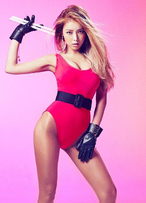 Học 4 mỹ nữ Hàn cách tập luyện để mặc bikini cực đẹp - 12