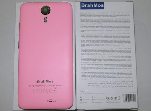 Chỉ còn 200 chiếc Brahmos 4G được giảm giá 800.000đ và tặng kèm 5 nắp lưng - 5
