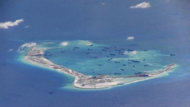 """Tòa quốc tế bác bỏ """"đường lưỡi bò"""" của TQ ở Biển Đông"""
