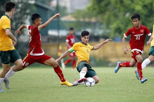 U16 Việt Nam - U16 Australia: Tạo địa chấn, viết giấc mơ
