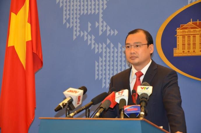 Phản ứng của Việt Nam khi Tòa phán quyết vụ kiện Biển Đông