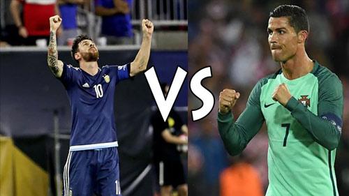 Tin sáng 13/7: Ronaldo đấu Messi cấp ĐTQG năm 2018