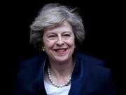 Thế giới - Nước Anh có nữ thủ tướng thứ 2