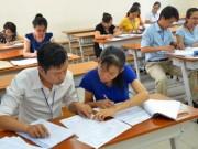 Giáo dục - du học - Chấm thi THPT quốc gia: Vắng điểm 10
