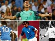 Bóng đá - Ronaldo là Cầu thủ xuất sắc nhất lịch sử Euro