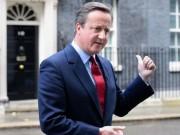 Thế giới - Thủ tướng Anh ngân nga hát sau khi công bố ngày từ chức